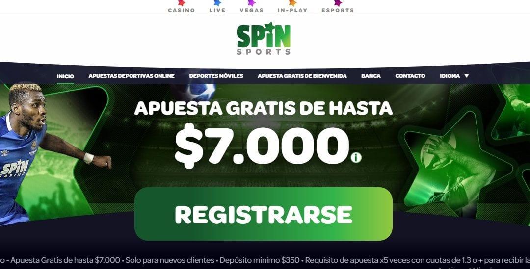 Spinpalace México | Apuestas Deportivas y Bono de Bienvenida